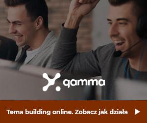 team building zorganizowany online